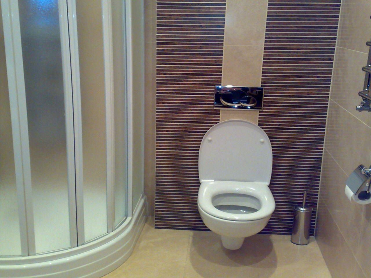 Как сделать туалет подвесной 947
