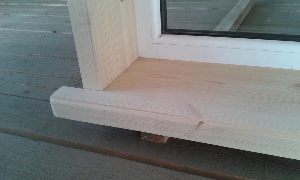 Деревянная коробка для окна своими руками 93