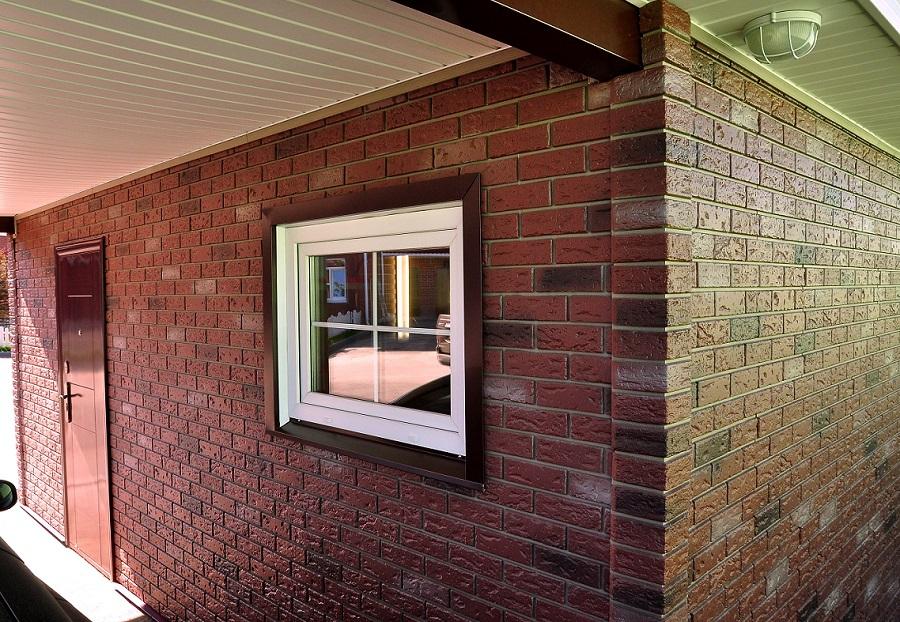Термопанели под кирпич фасадные для наружной отделки: характеристика