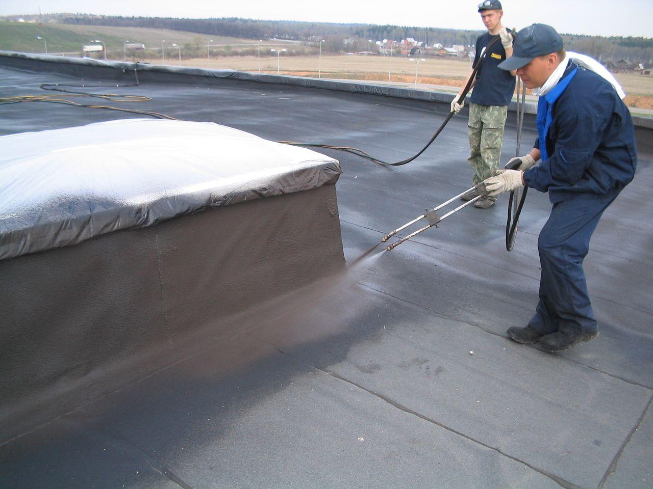 Как покрыть крышу гидроизолом своими руками (видео) 3