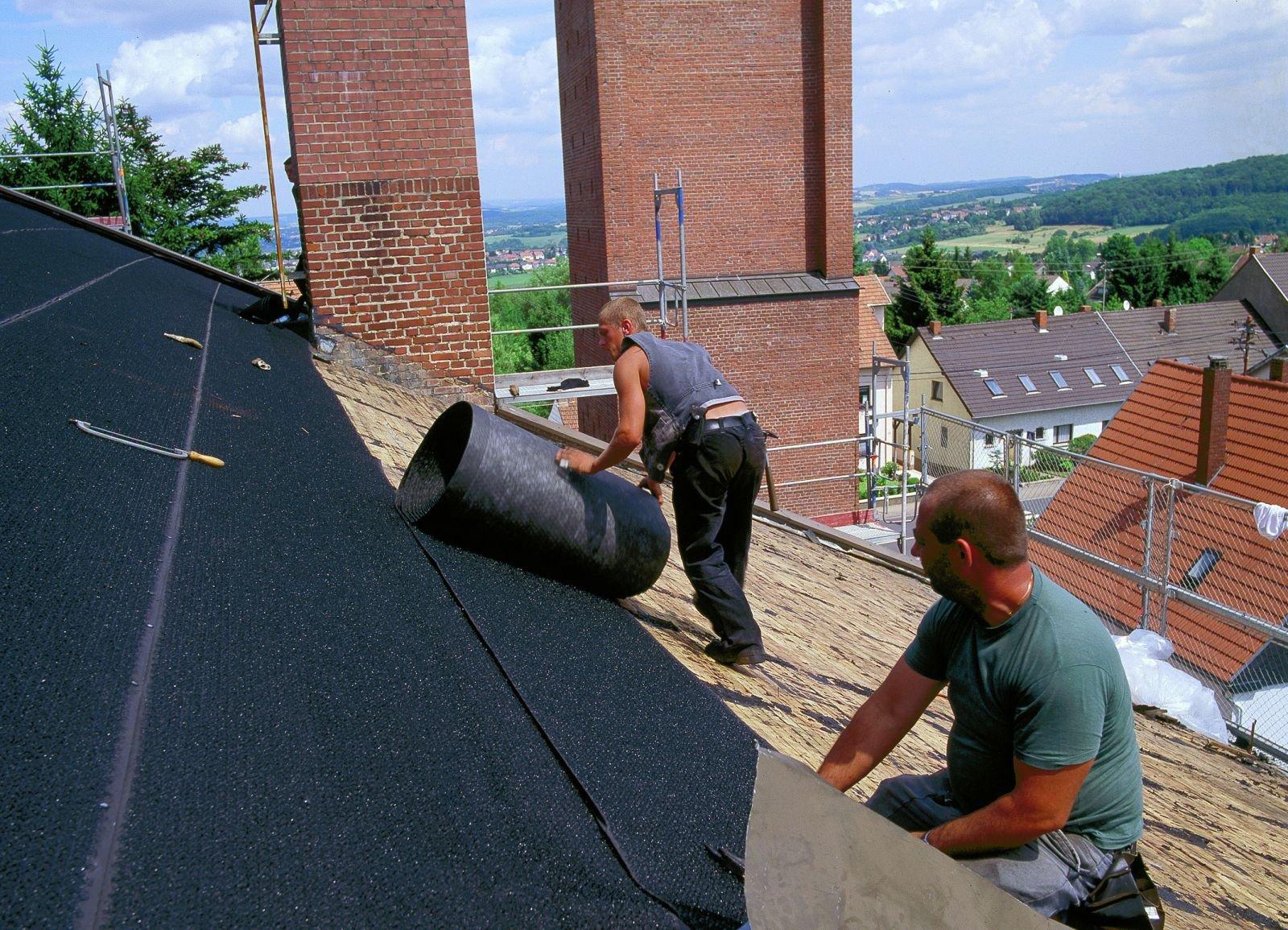 Как покрыть крышу гидроизолом своими руками (видео) 777