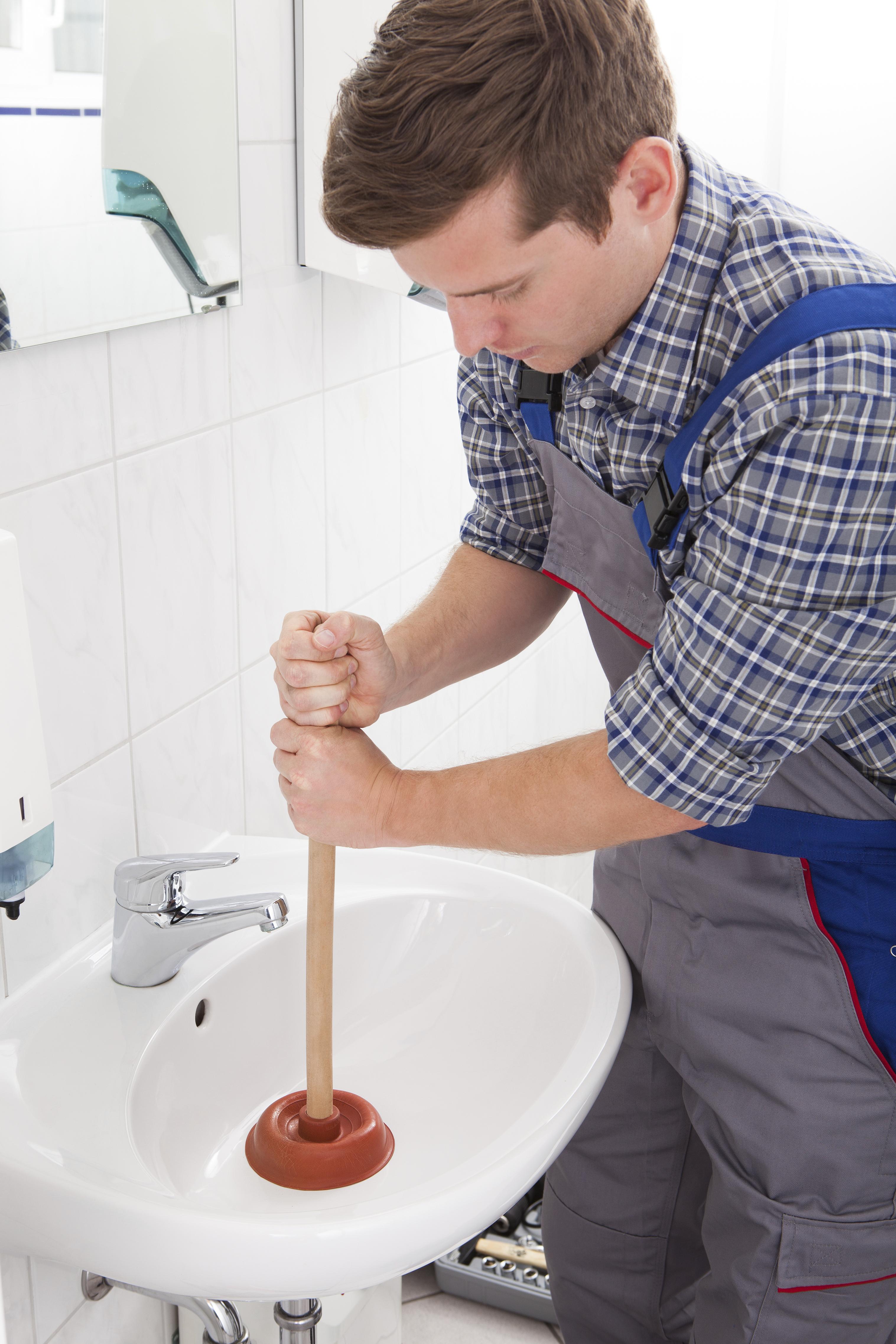 Как прочистить раковину на кухне или в ванной 55