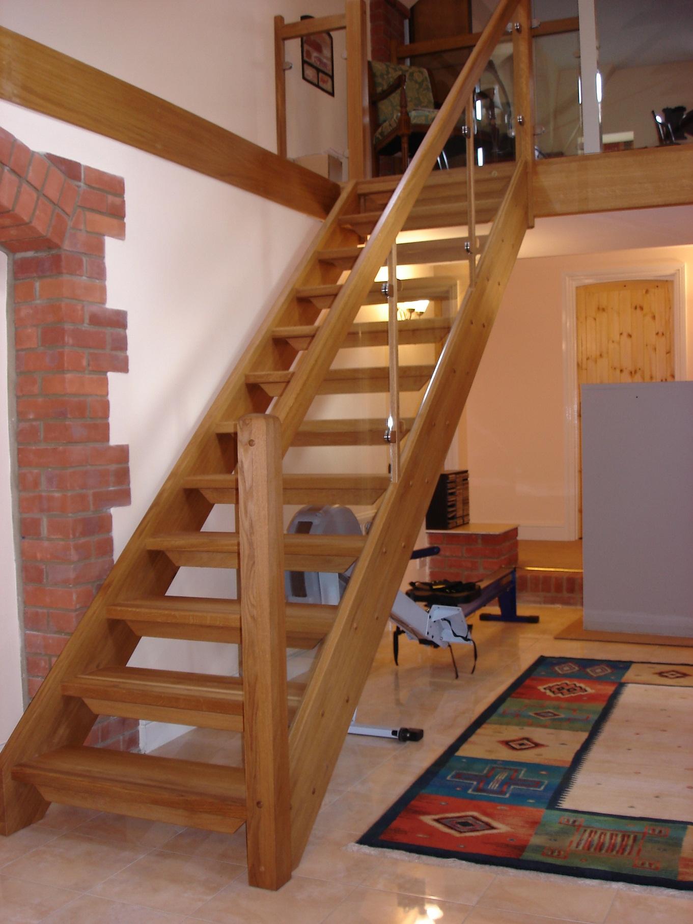 Как сделать поручни для лестницы своими руками фото 38