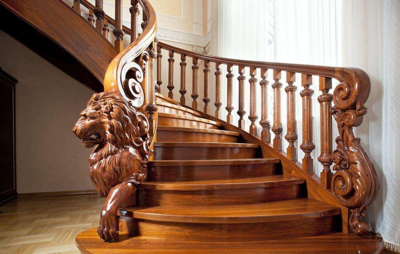 Деревянные лестницы в Майкопе – цены, фото, отзывы, купить