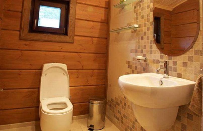 как делать часни дом туалет видео кто