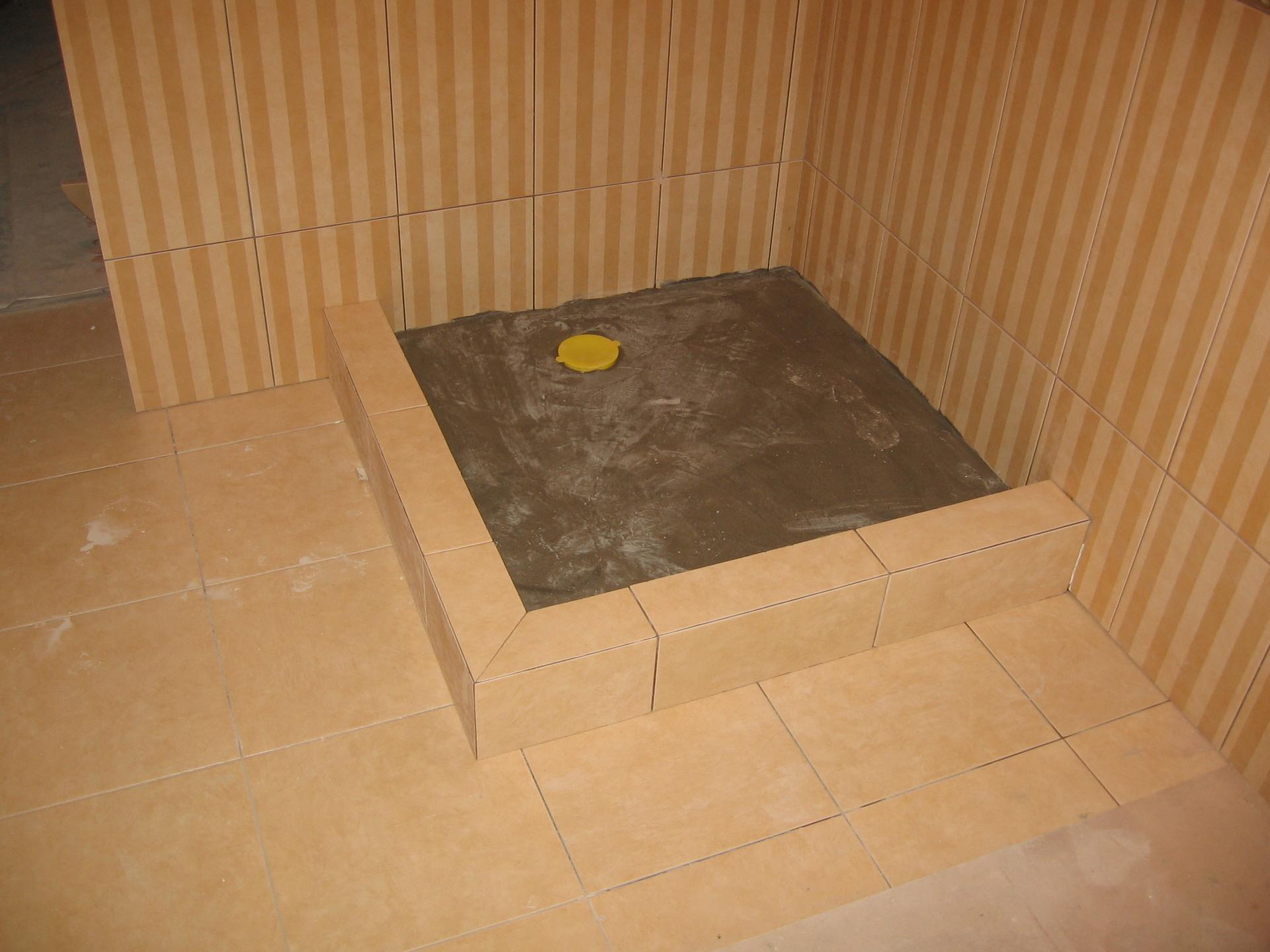 Как установить душевую кабину в деревянном доме 508