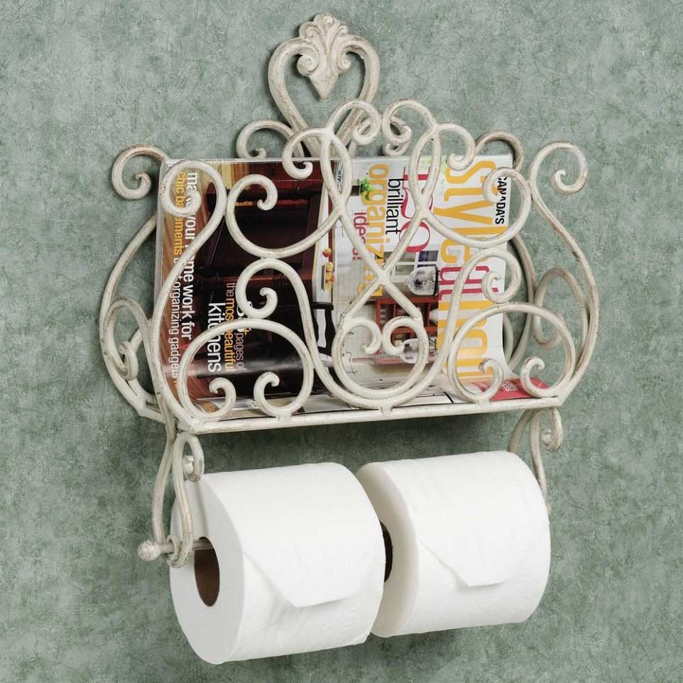 Как сделать держатель туалетной бумаги своими руками фото 385