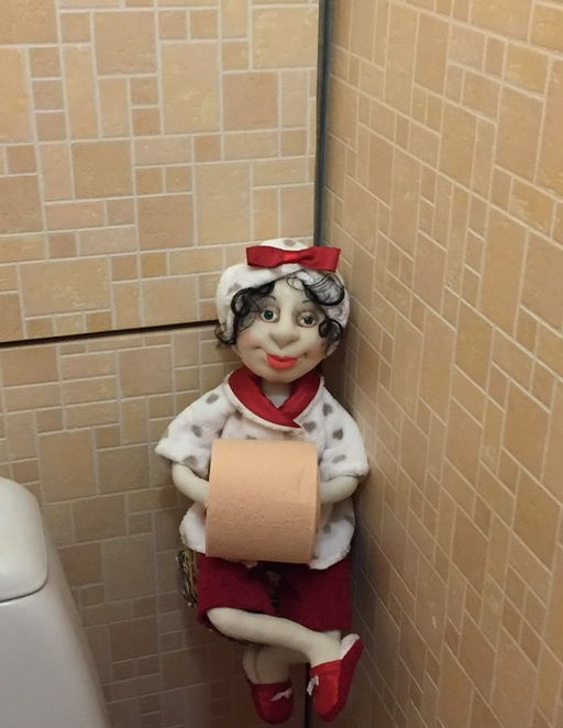 Как сделать держатель туалетной бумаги своими руками фото 552
