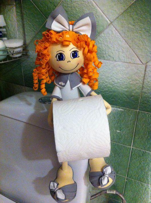 Как сделать держатель туалетной бумаги своими руками фото 22
