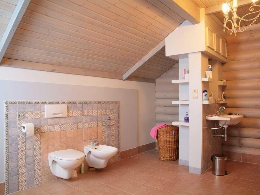 Как в доме сделать туалет фото 285