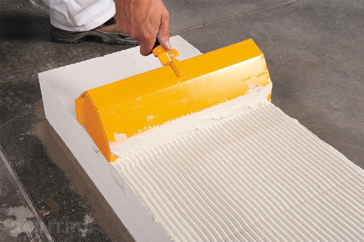 клей для укладки газобетонных блоков