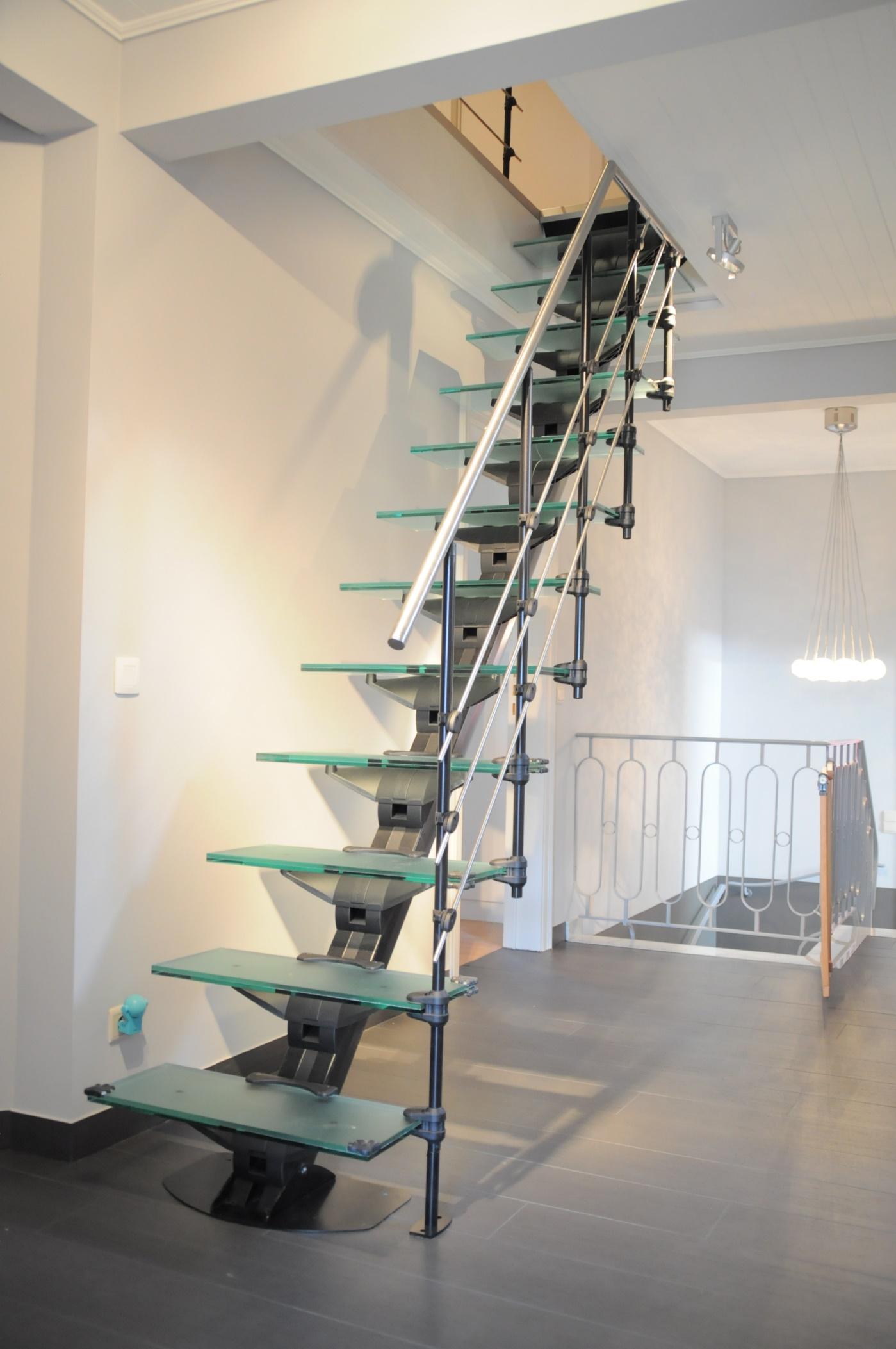 Модульная лестница своими руками фото 151