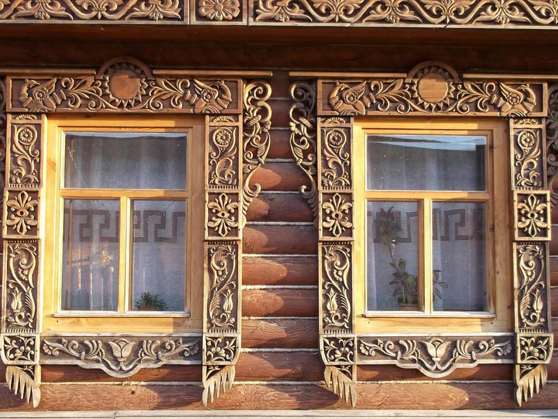 Наличники на окна простые своими руками фото 509