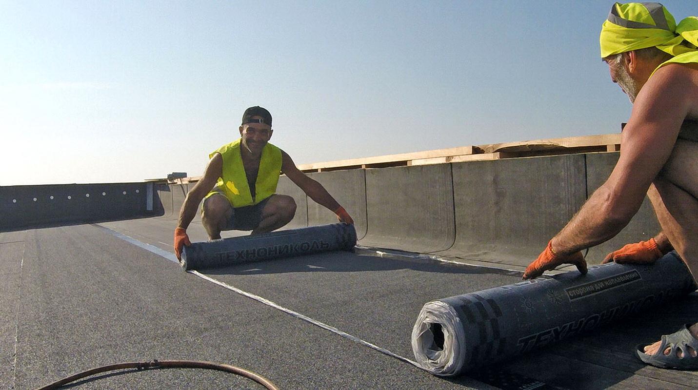 Как покрыть крышу технониколем своими руками 45