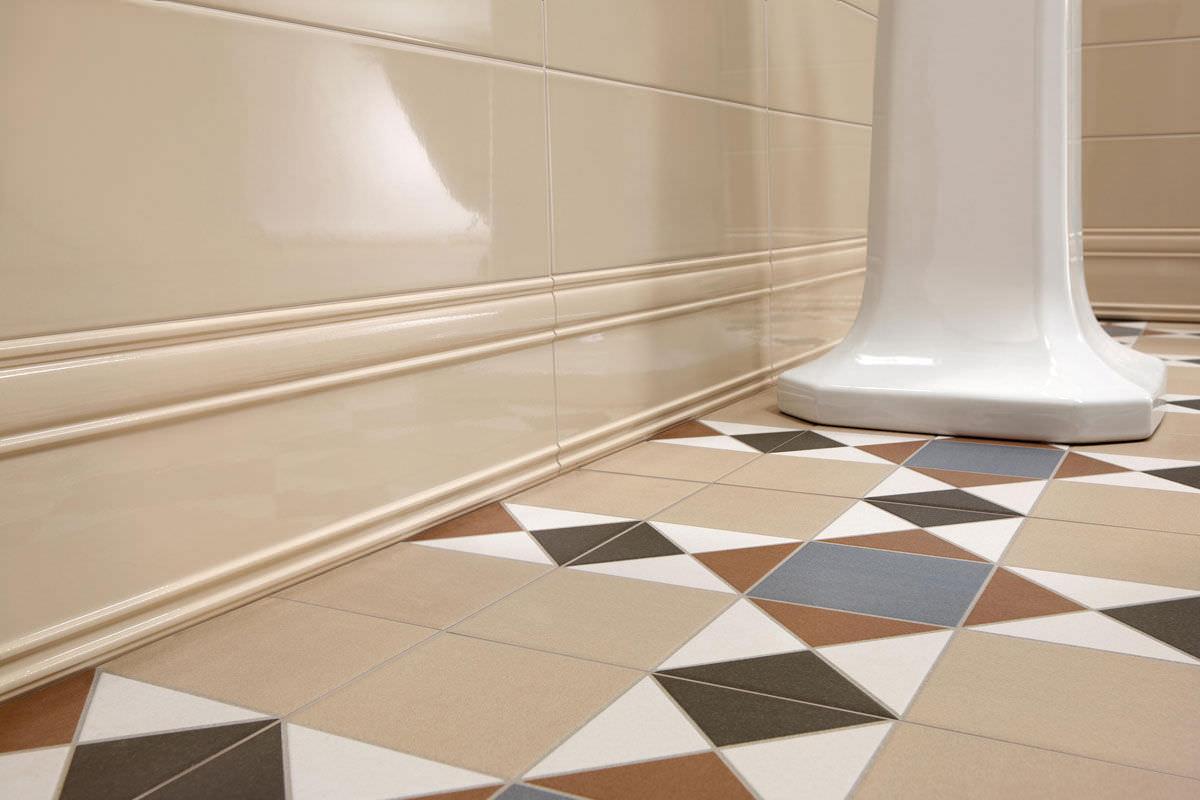Плинтус для плитки на пол: какой лучше выбрать для напольной керамической плитки
