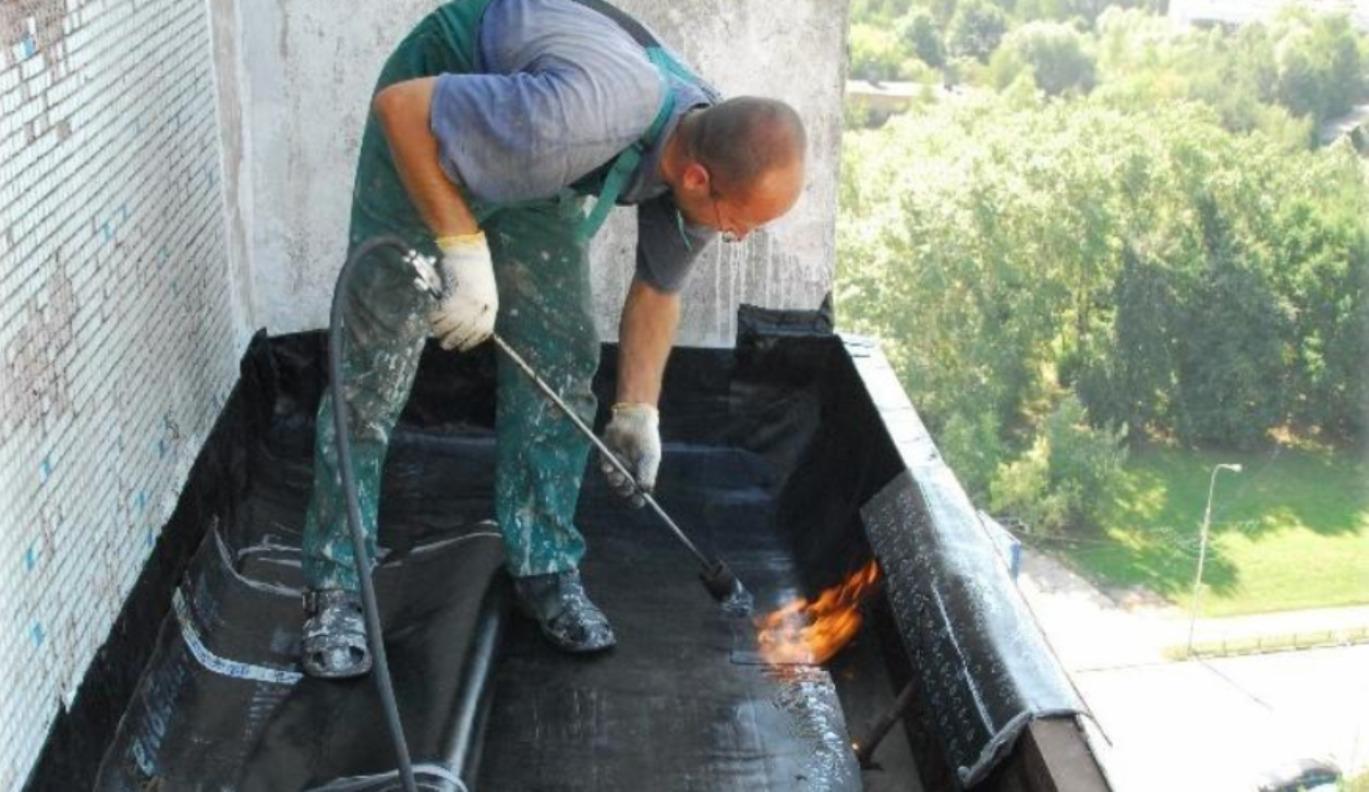 Как сделать гидроизоляцию потолка 839