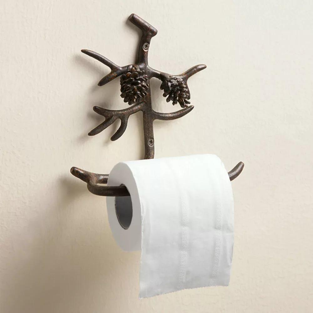 Креативные держатели туалетной бумаги своими руками фото 100