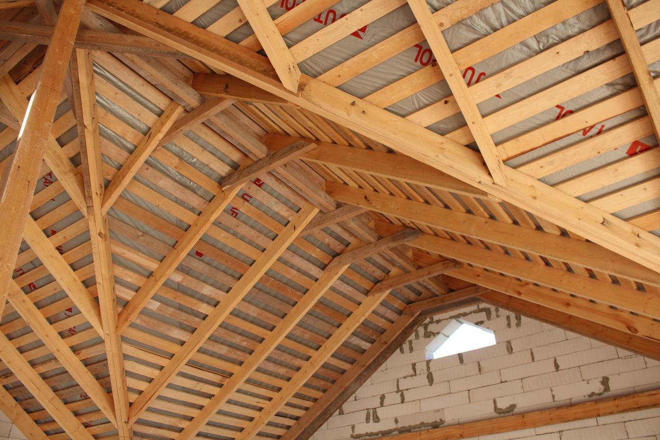 Мансардная крыша своими руками 71