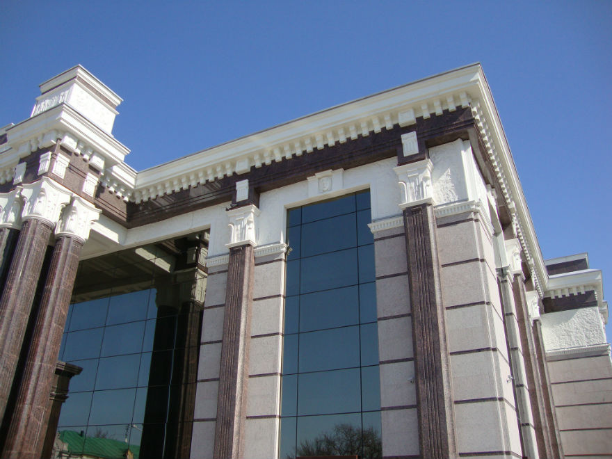 Фибробетон для отделки фасадов куплю балясины из бетона