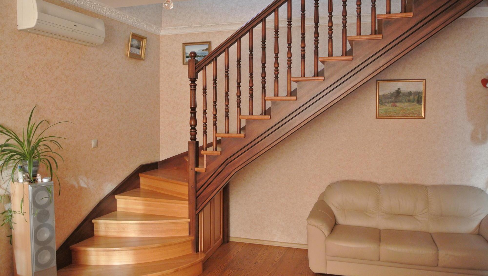 Лестницы в Казани – цены, фото, отзывы, купить лестницы