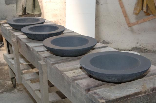Мойка из бетона своими руками 62