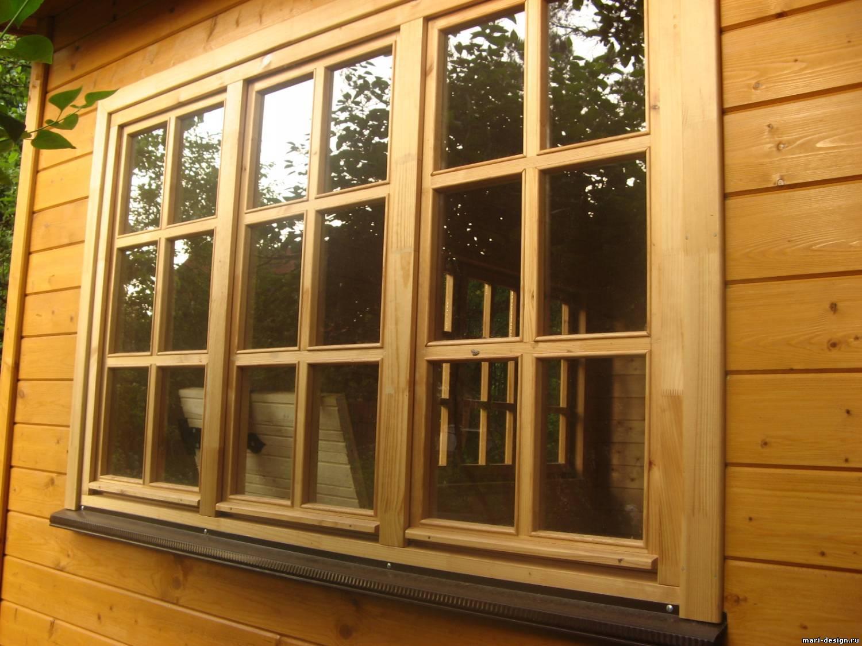 Как отремонтировать деревянные окна своими руками фото 37