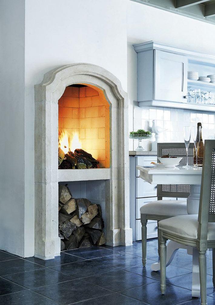 как простые, камины в кухне картинки увидите