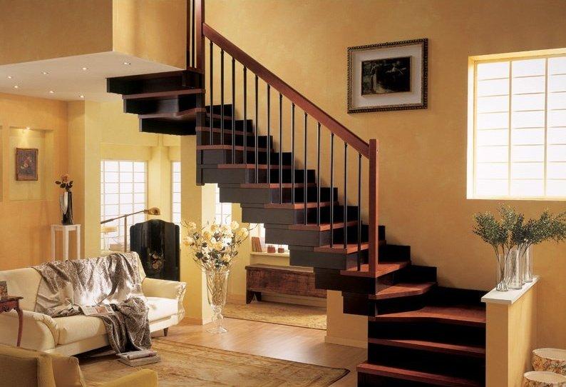 """Картинки по запросу """"Делаем лестницу изюминкой в интерьере"""""""