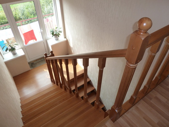 Размеры винтовых лестниц на второй этаж - Всё о лестницах