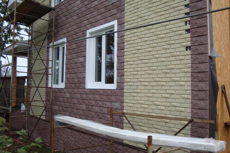 Мокрый фасад с утеплением стоимость