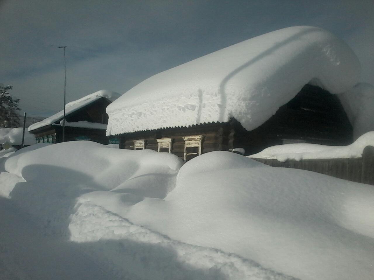 Уборка крыш от снега и цены