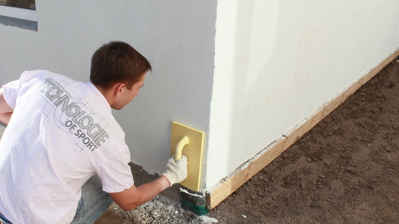Как выровнять стены, потолок и пол своими руками