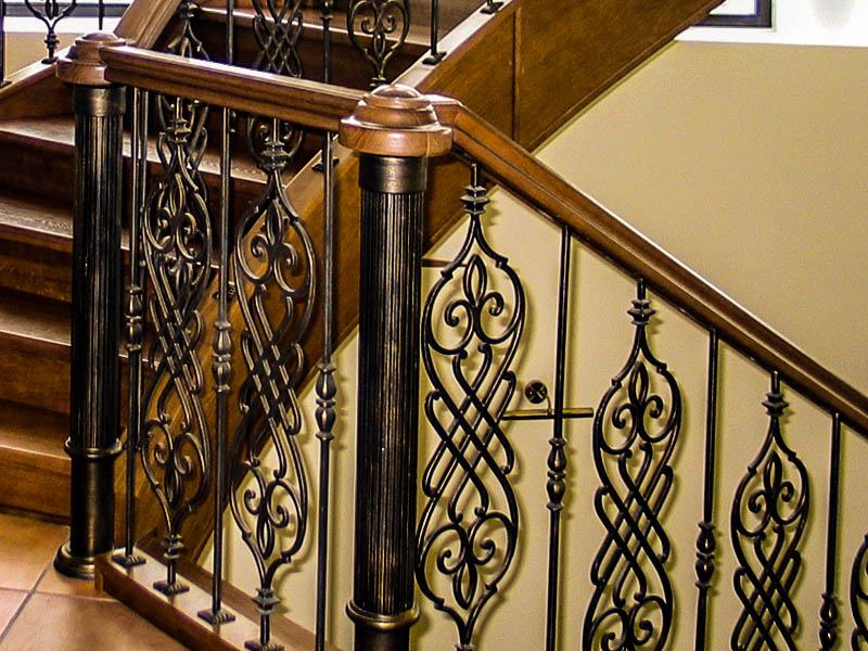 Деревянные лестницы и- eurolessu