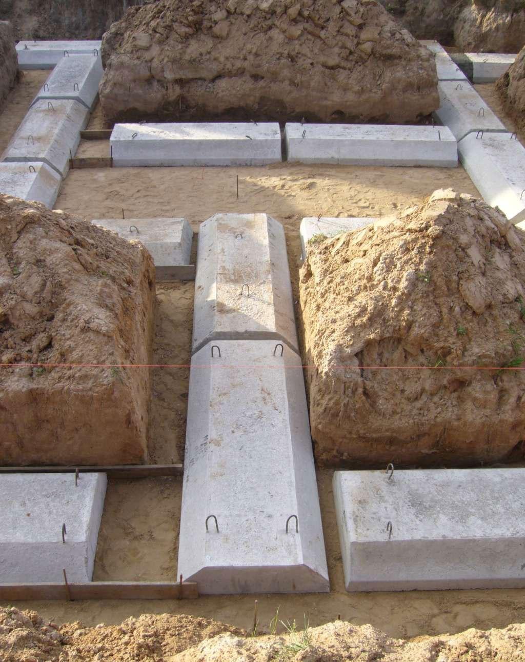 Песчаная подушка под фундамент толщина снип