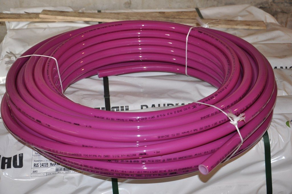 Трубы rehau для отопления отзывы