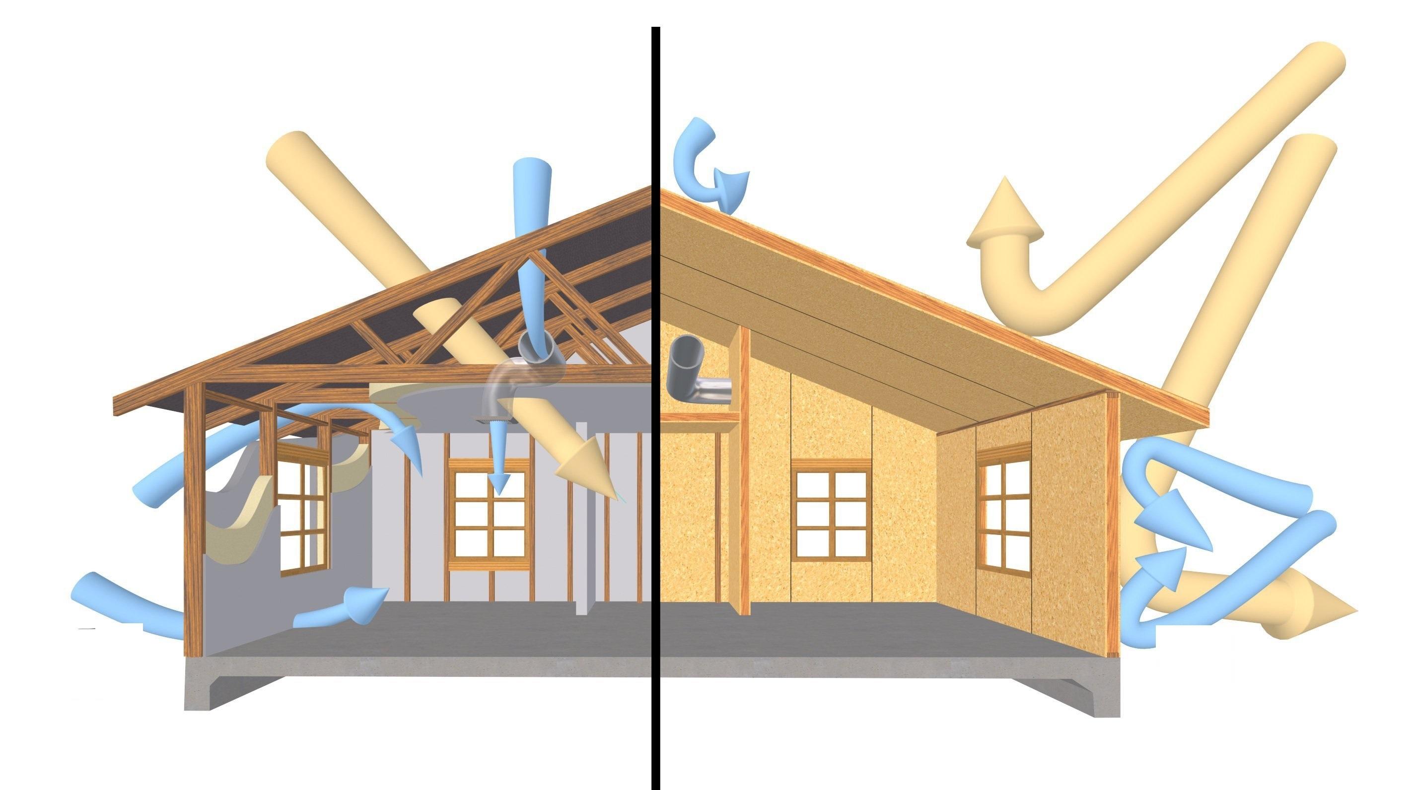Из чего сделан дом картинки