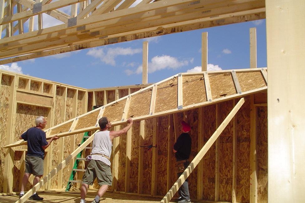 Как построить дом своими руками — img 12