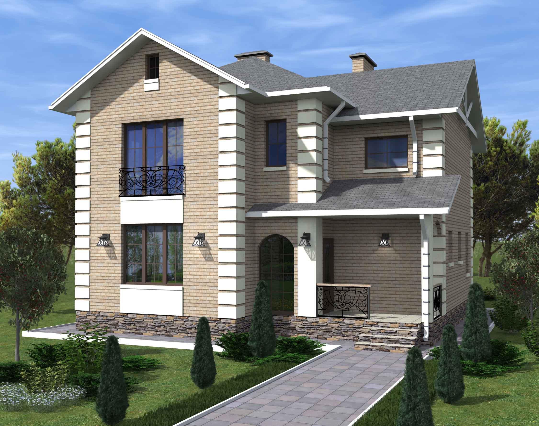 технологии отличаются картинки дом красивые двухэтажные проекты том, как искусно