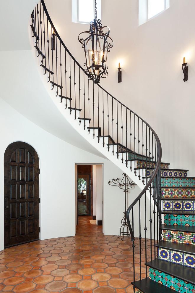Перила для лестниц – лучшие идеи дизайна и оптимальные модели лестничных ограждений (105 фото)