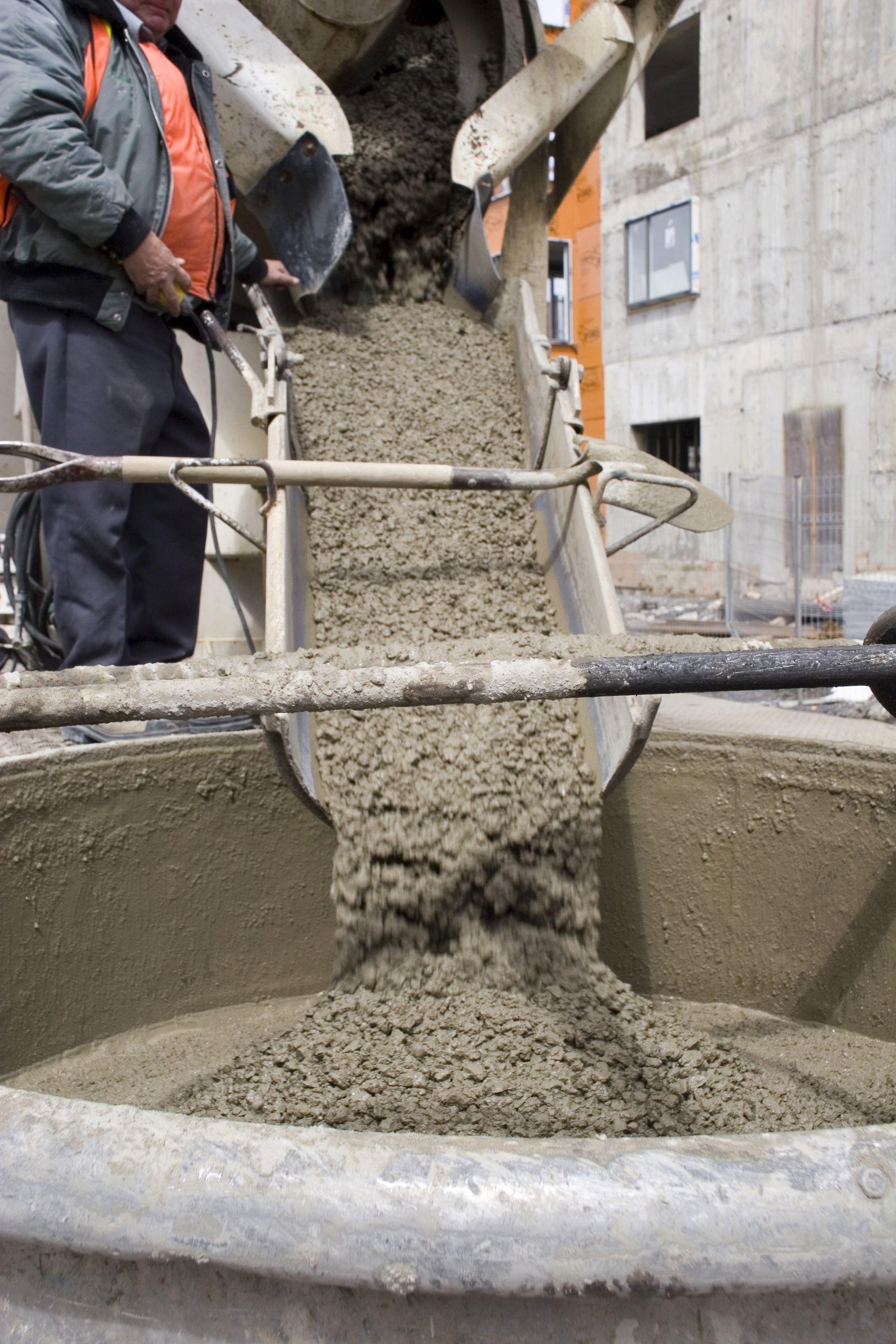 Какая пропорция цемента с песком для фундамента и соотношение щебня и гравия в бетоне