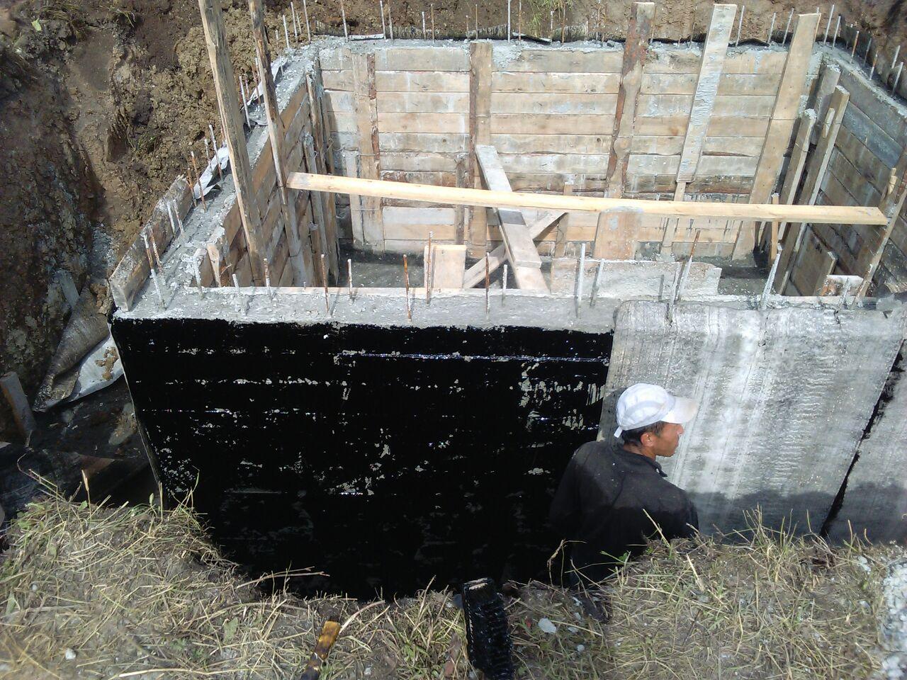 Строим погреб на земле с высоким уровнем грунтовых вод 42