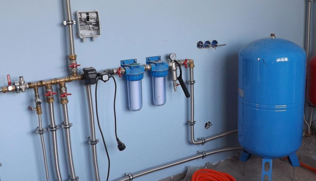 Система водоснабжения загородного дома своими руками 16
