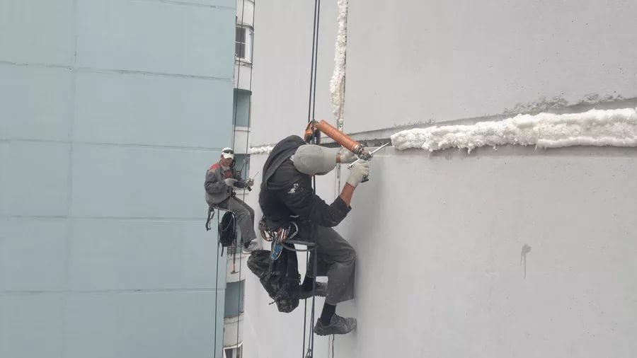 Утепление стен снаружи панельного дома брянск цены