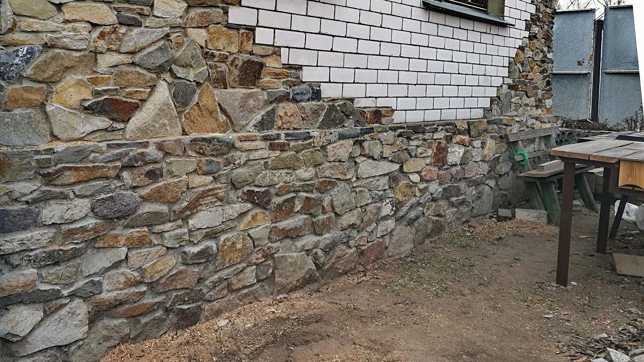 Укладка природного камня своими руками фото 469