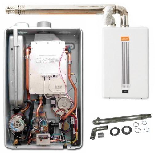 Котел ардерия теплообменник схема подключения котла и теплообменника
