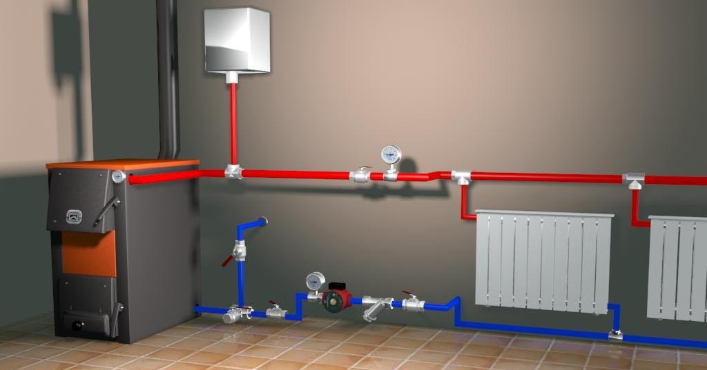 Монтаж системы отопления своими руками фото 614