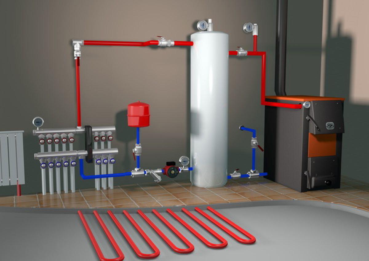 Что значит опрессовка системы отопления
