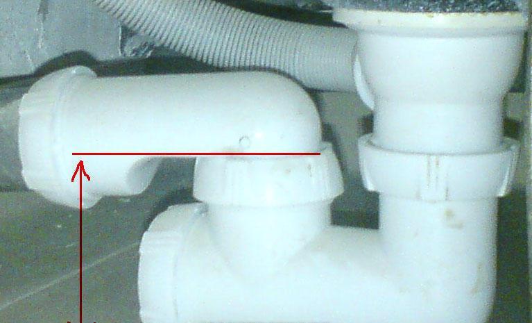 подключение приборов к канализации в частном доме