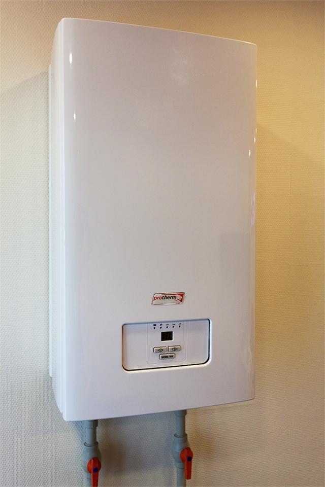 Ошибки и неисправности в газовых котлах Protherm возможные коды F01 F02 F04 F28 F62 а также как подключить термостат
