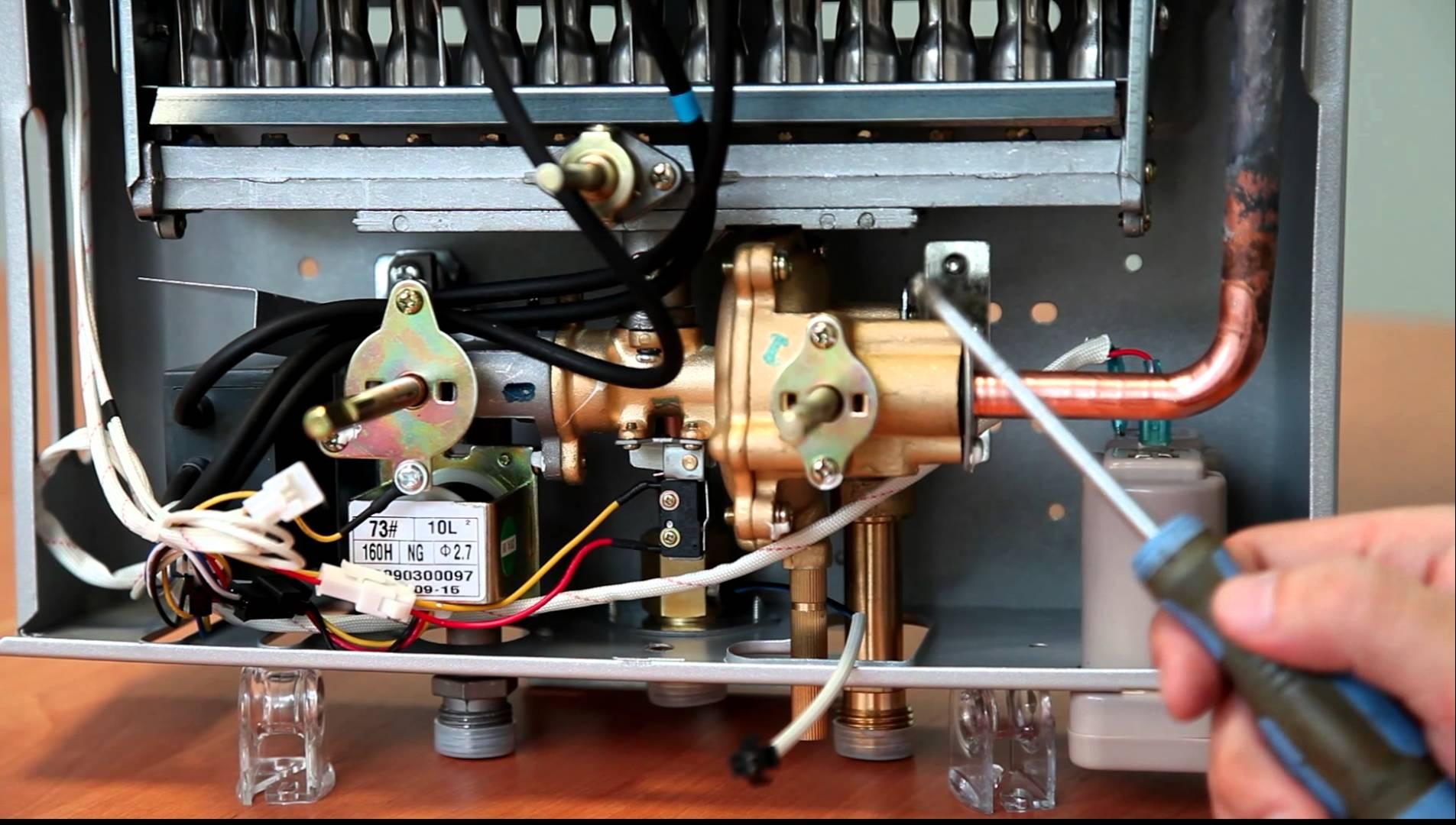Газовая колонка астра ремонт своими руками видео фото 716